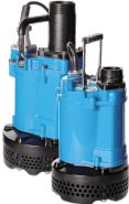 KTV Series Heavy Duty Site Drainage Pumps